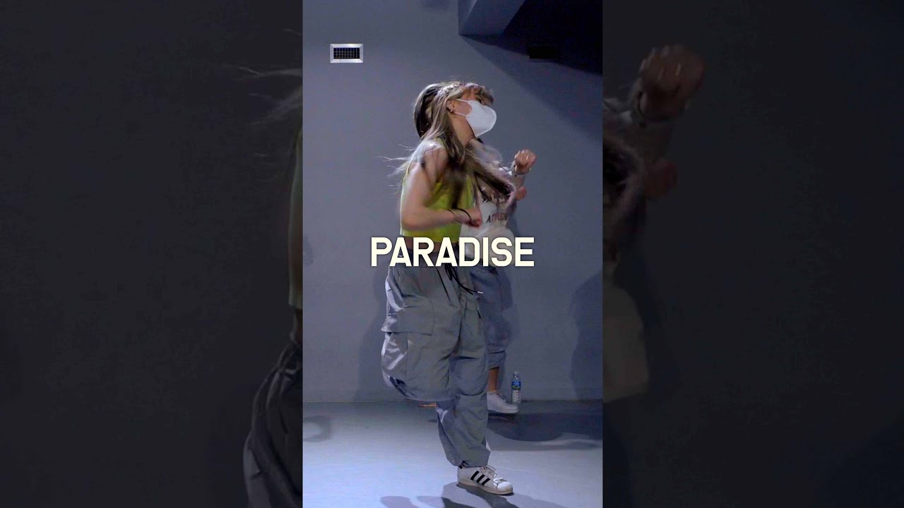 PARADISE #shorts JINSOL