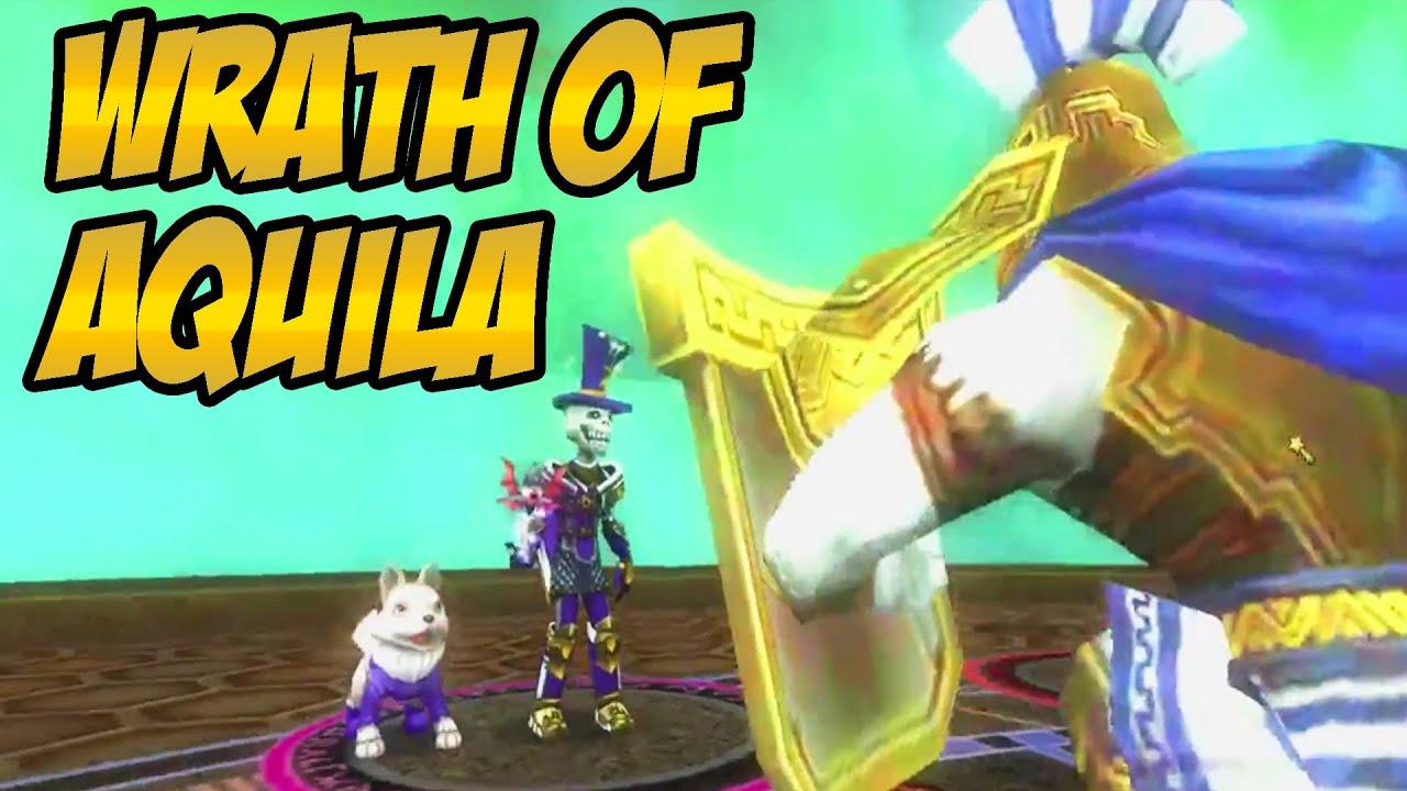 Aquila Wizard101