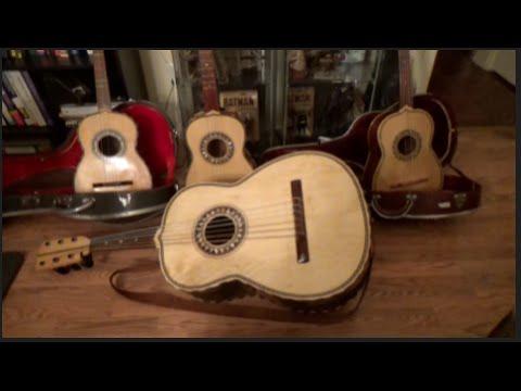 Morales Vihuela/Guitarron Collection