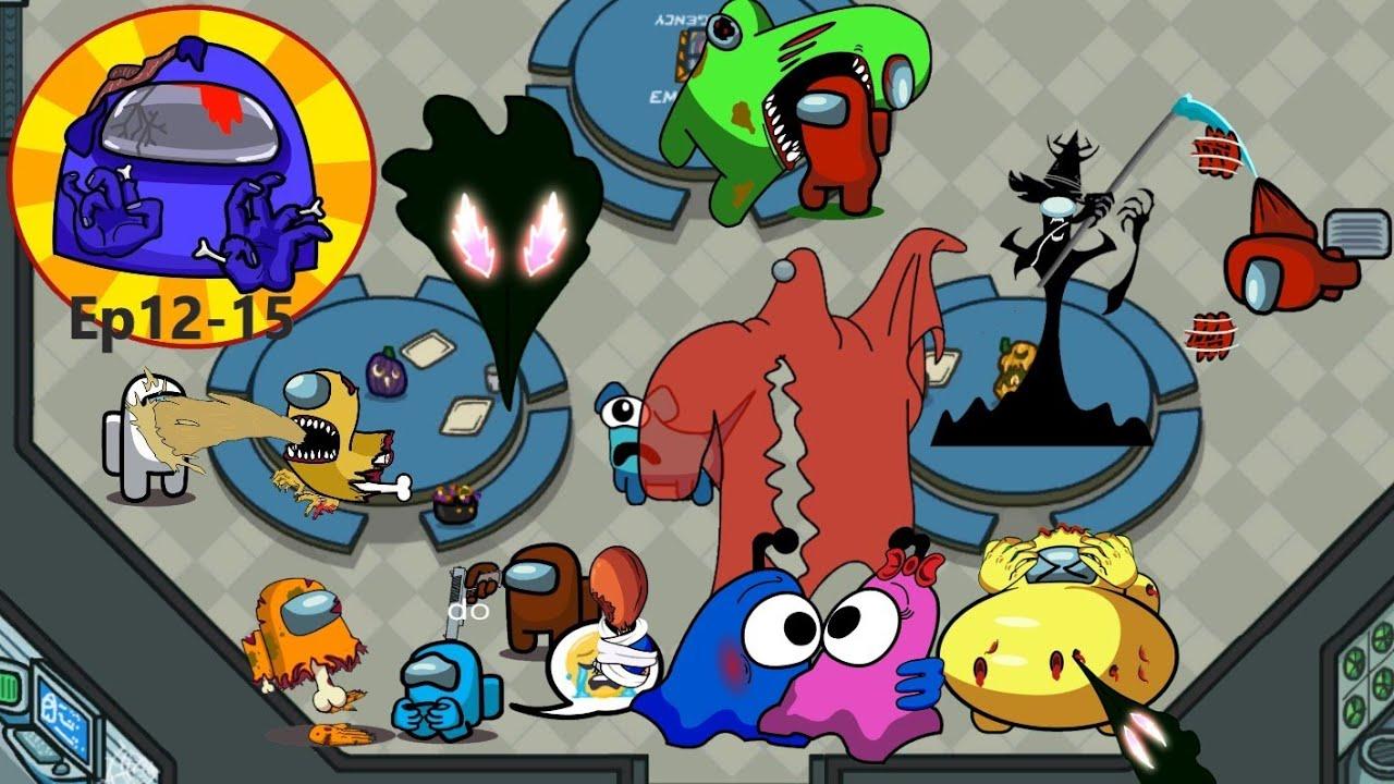 Download Among Us Zombie - Episode 12 ~ 15 - Animation - Dank memes
