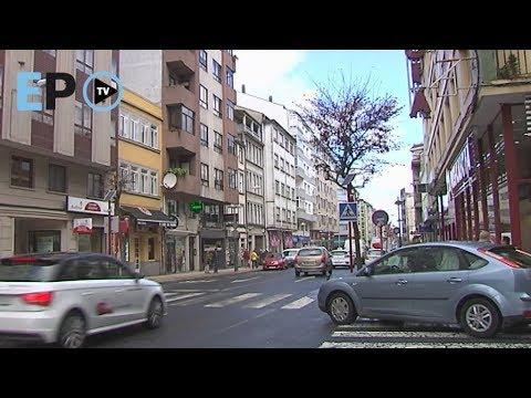 Una banda roba en dos pisos de la Avenida da Coruña de Lugo a plena luz del día