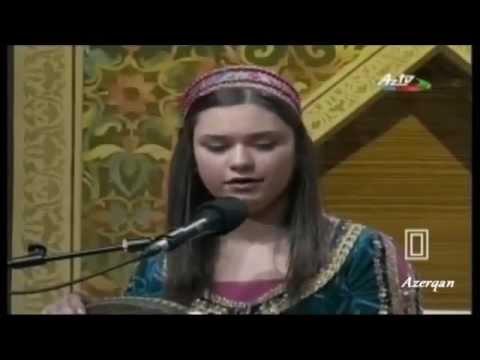 Səbinə Ərəbli - Bayatı İsfahan Təsnifi ( Muğam müsabiqəsi 2011 )