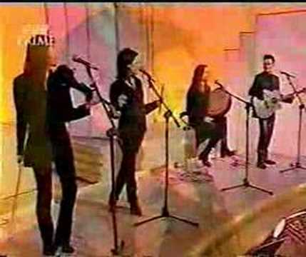 The Corrs - The Right Time (live acoustic in BBC)