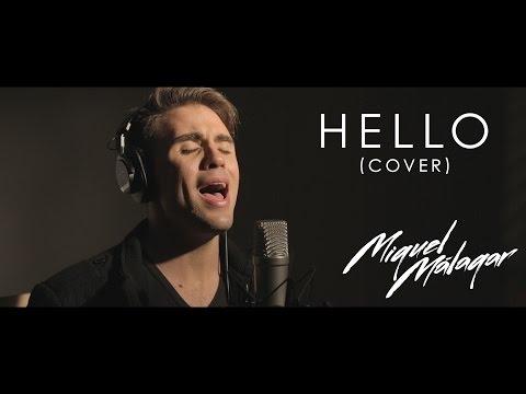 Hello - Adele (Miguel Málagar Cover en Español)