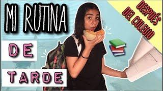 MI RUTINA DE TARDE DESPUES DEL COLEGIO!! -SoFi TiRaDo