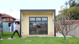 NEVER TOO SMALL ep.15 20m2 self-contained - Yardstix
