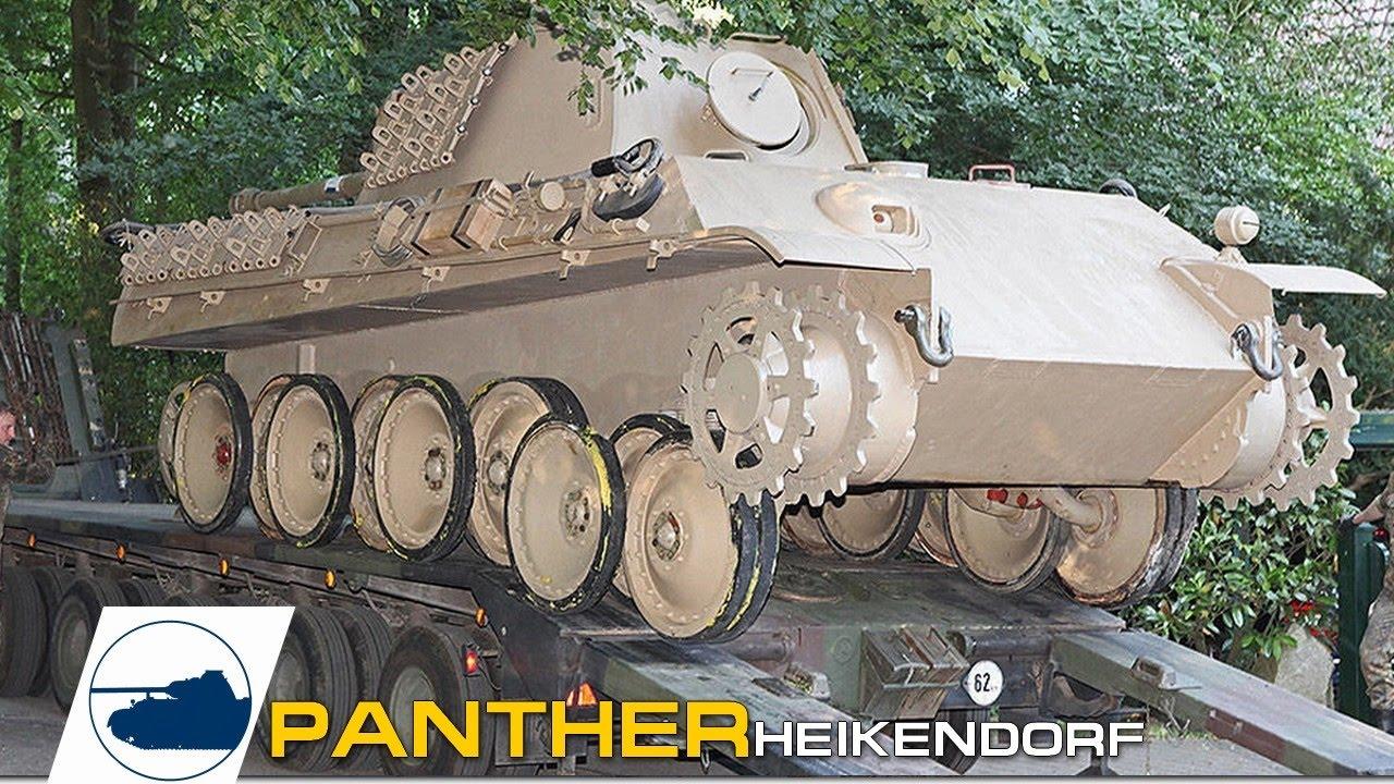 Heikendorf Panther Update
