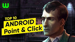 10 Best Android Point & Click Games | whatoplay