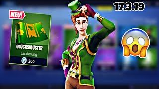 FORTNITE DAILY ITEM SHOP 17.3.19 | RARE SGT GREEN SKIN IS DA!!