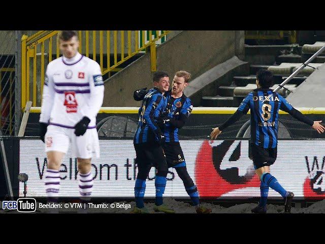 2011-2012 - Jupiler Pro League - 24. Club Brugge - Beerschot AC 5-1