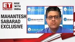 Mahantesh Sabarad, of SBI Cap Securities speaks on IndusInd bank numbers   EXCLUSIVE