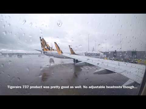 TRIPREPORT | Tigerair | Sydney To Melbourne Tullamarine | Boeing 737-800 [Economy Class] |