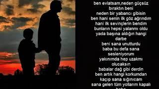 Sitem dolu Baba şiiri-Yasin Şahin