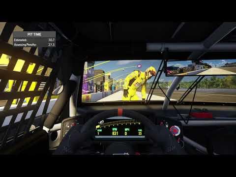 NASCAR LEAGUE OF AMERICA J D GIBBS TRIBUTE RACE (MECS) RACE#14 POCONO 400 FROM POCONO RACEWAY