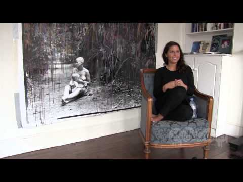 Part 1: Interview with Esther Teichmann, artist, Kennington, London, 21 September 2013