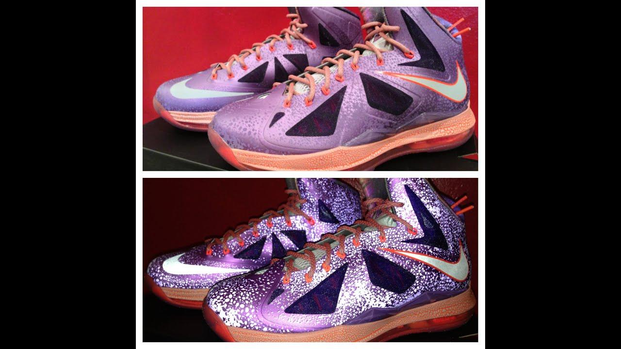 e96bed208e9 Nike Lebron X 10