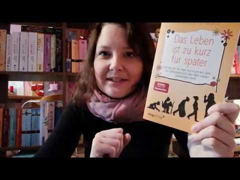 Das Leben ist zu kurz für später YouTube Hörbuch Trailer auf Deutsch