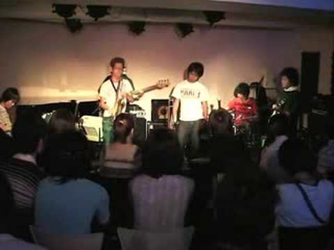 2008.9.5【wally's funk night】@Miles'Cafe