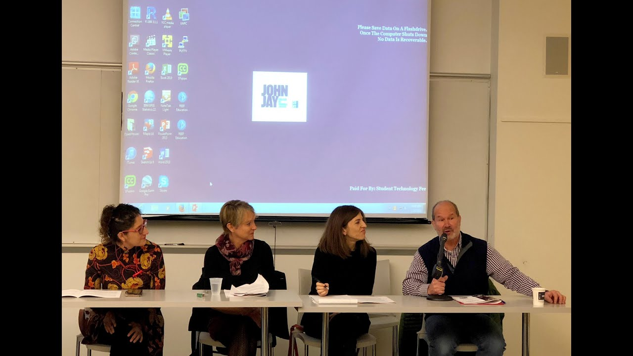 HSI Faculty Seminars & Working Groups | John Jay College of