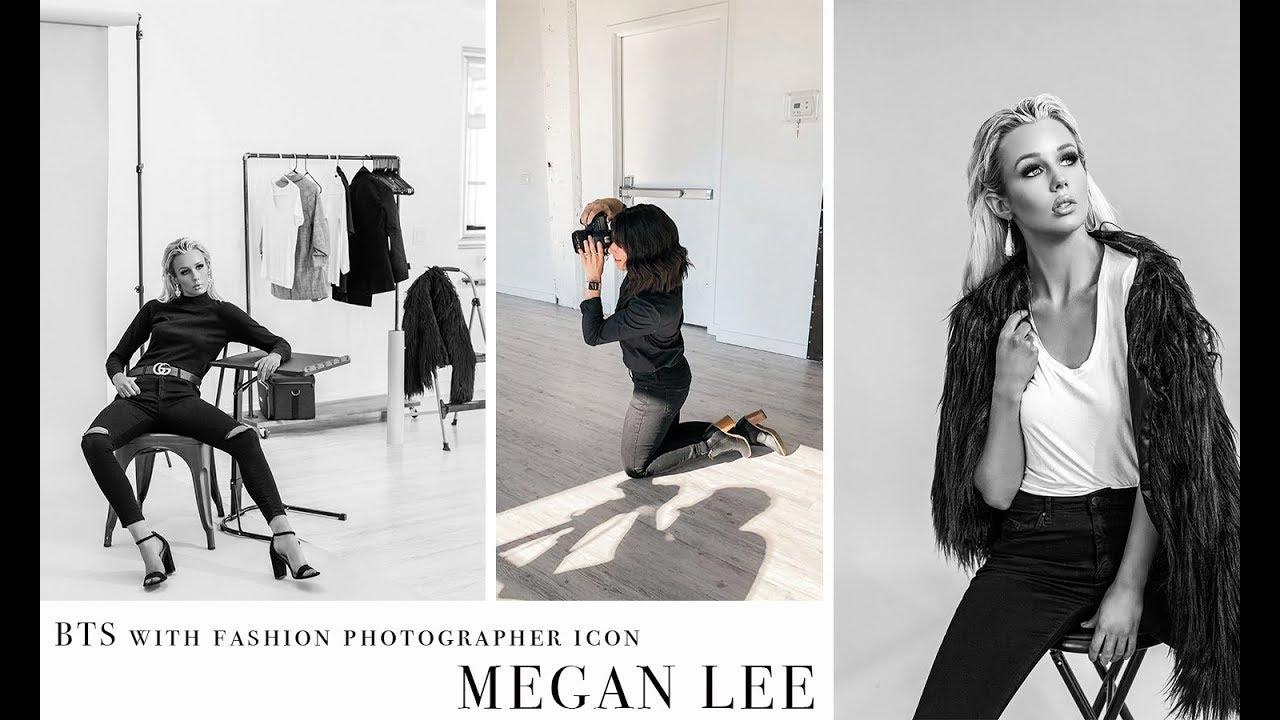 Fashion Editorial Vlog | Fashion Photographer Icon Megan Lee