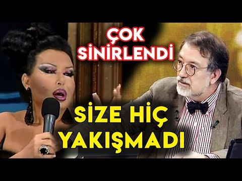 Bülent Ersoy,  Murat Bardakçı'nın Söylediklerine Çok Sinirlendi!