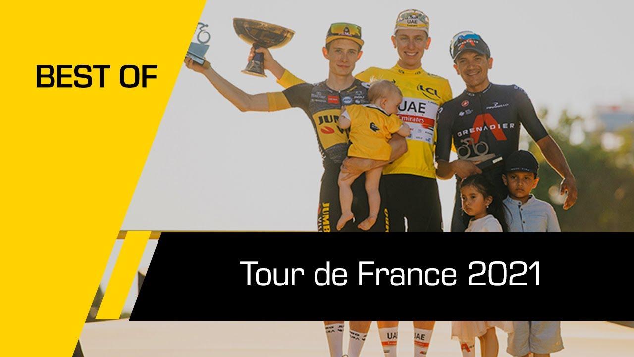 BEST OF Tour de France 2021