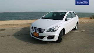 Suzuki Ciaz Detailed Review: Price, Specs & Features | PakWheels