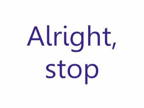 Sean Kingston ft. Justin Bieber - Won't Stop (Lyrics)