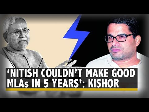 Expelled JD(U) Leader Prashant Kishor Attacks Nitish Kumar, Reveals Next Political Plan