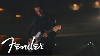 Patrick Droney Introduces The American Performer Mustang | American Performer Series | Fender