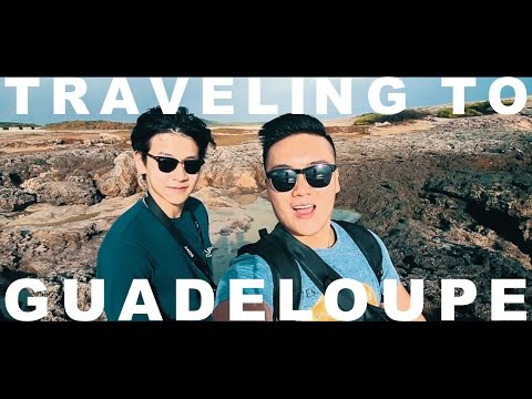 TRAVELING TO GUADELOUPE | Vlog 1