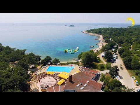 Der Camping Bijela Uvala**** - Eine der schönsten Campinganlagen Istriens