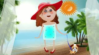 С Добрым Утром - Наша Няша  - Моя милая подружка, море ждет!