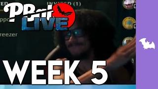 PBat Live: Weekly Highlights - Face of War (WEEK 5)
