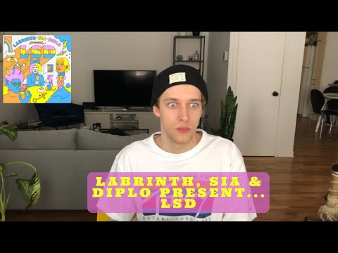 Free Download [reaction] Labrinth, Sia & Diplo Present... Lsd Mp3 dan Mp4