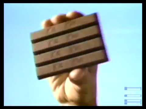 Download Kit Kat Candy Bar Commercial 1996