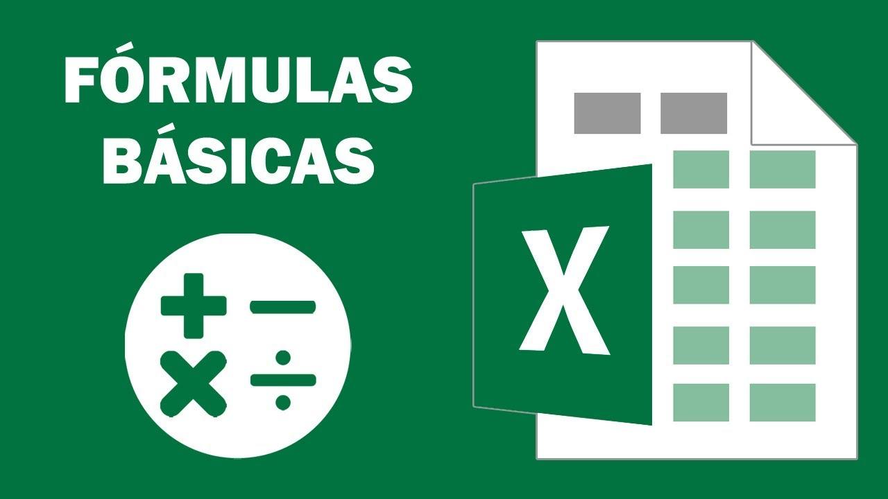 Fórmulas básicas   Como usar as Operações Básicas no Excel