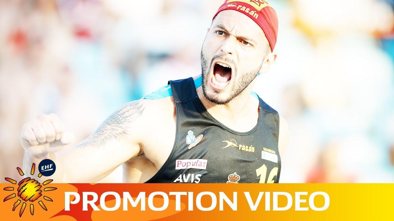 Official Promotion Video | EHF Beach Handball