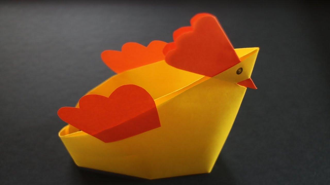 Stil Ausgabe Dämon hühner basteln aus papier amazon Türöffnung ...