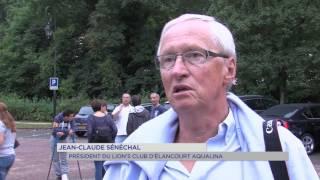 Automobile : Rallye solidaire à Elancourt