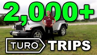 5 Things I've Learned From Hosting 2,000+ Trip On Turo