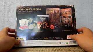 Обзор коллекционного издания Fallout New Vegas
