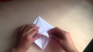 Origami beating heart (for beginners)