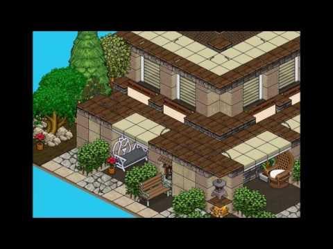 Como hacer una casa en habbo doovi for Como hacer una casa en habbo