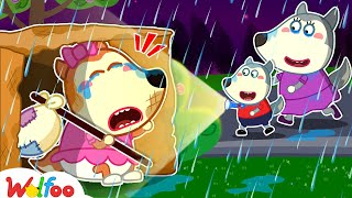 Lucy, Come Back Home With Mommy! - Kids Stories About Wolfoo Family | Wolfoo Family Kids Cartoon