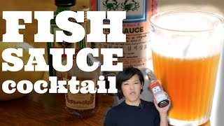 FISH SAUCE COCKTAIL The Hunterground Recipe | Tür 7