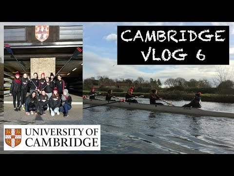 CAMBRIDGE VLOG 6: End of term and going home!