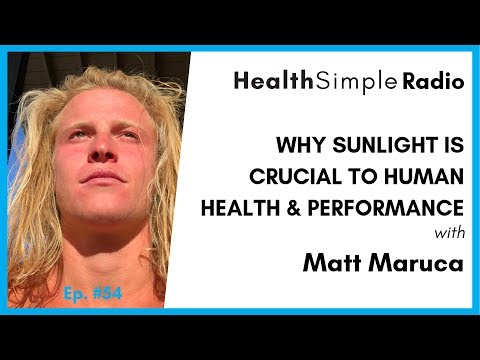 The Light Diet | Why Sunlight Is Crucial To Human Health & Performance W/ Matt Maruca