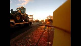 My Towns Deadliest Stop Sign Train Crossing - How Many Dumbleyung Shire Workers Actually Stop?