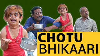Chotu Dada International Bhikari |छोटू दादा भिकारी | Khandesh Hindi |Chhotu Dada Comedy video 2021